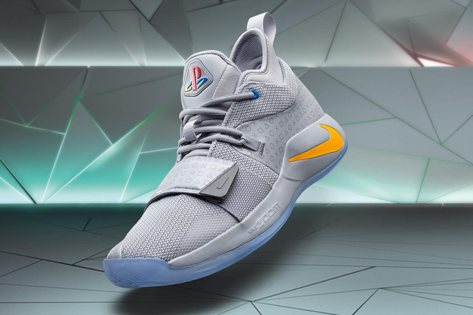 Nike×PlayStationによる最新フットウェアが発売