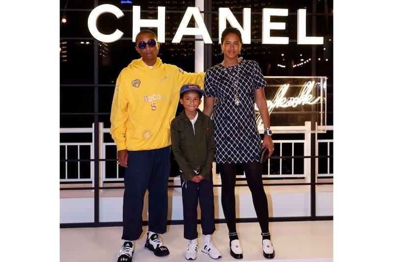 ファレル・ウィリアムスが以前より親交の深い Chanel とのコラボレーションを発表 PHARRELL WILLIAMS PHARRELL シャネル コラボ HYPEBEAST ハイプビースト