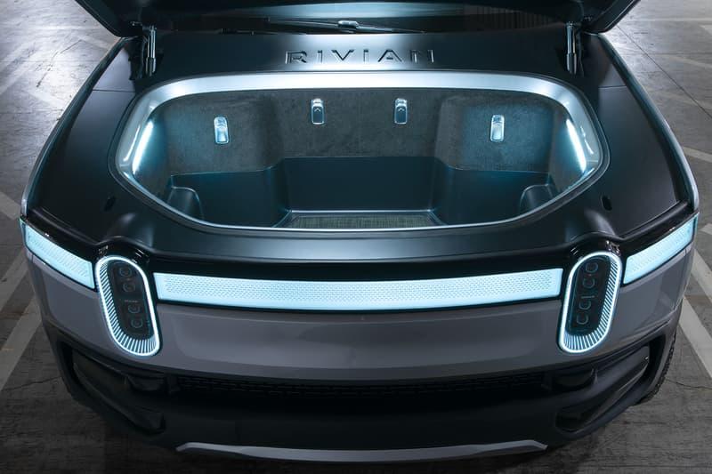 Rivian リビアン  R1T  EV 電動 電気 ピックアップトラック R1T