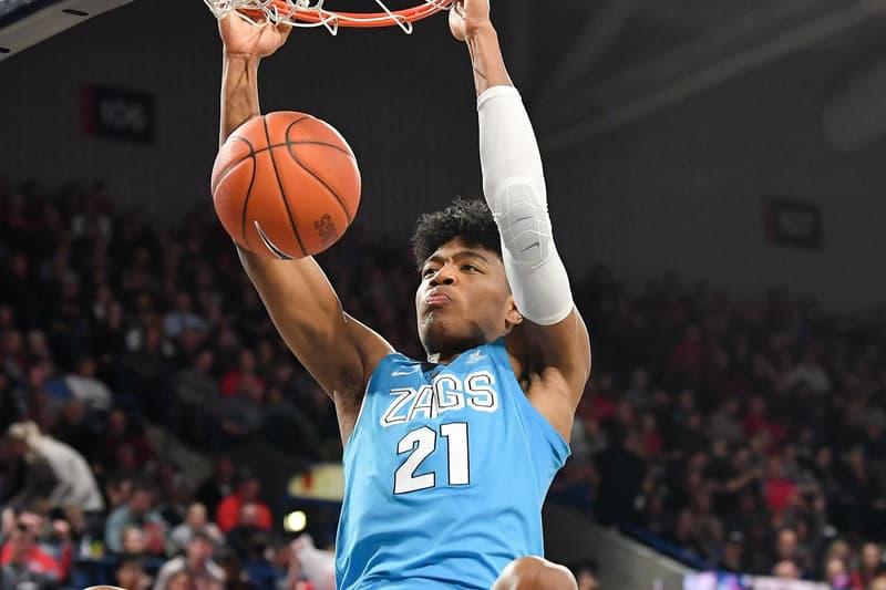 八村塁 NBA ゴンザガ ハイライト NCAA プレー 開幕戦 ドラフト 順位 バスケ Basketball