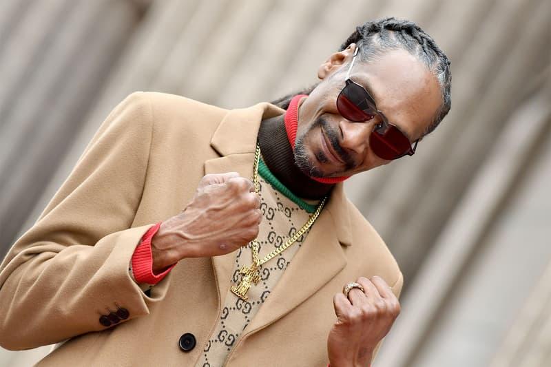 スヌープ・ドッグ Snoop Dogg がハリウッド殿堂入りを果たす ラッパー ヒップホップ HYPEBEAST ハイプビースト