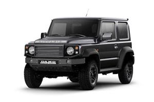 DAMD が SUZUKI の新型 Jimny に往年の名車のDNAを注入するボディキットを販売