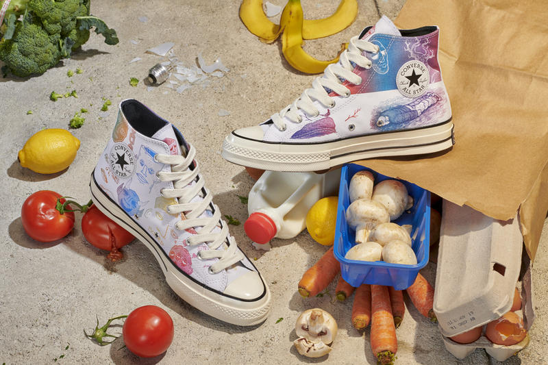 タイラーザクリエイター コンバース チャックテイラー ワンスター コラボ スニーカー tyler the creator foot locker converse artist series collection wyatt navarro oyvind lauvdahl chuck taylor all star footwear shoes kicks sneakers