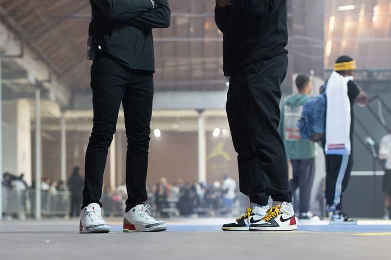 ユニオン x エア ジョーダン 1 UNION x Air Jordan 1 AJ1 のリリースを祝したシークレットイベントの内部を大公開