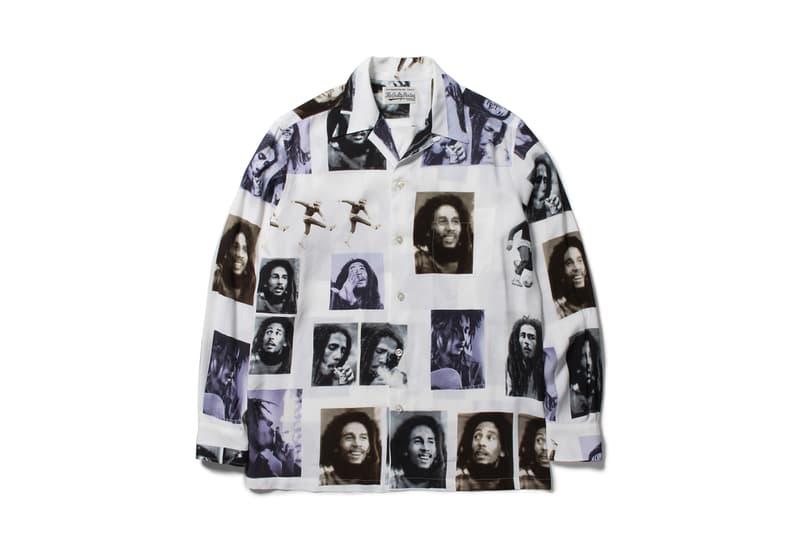 WACKO MARIA ワコマリア ボブ・マーリー bob marley  コラボ アイテム フォト パーカー フーディー スウェット Tシャツ