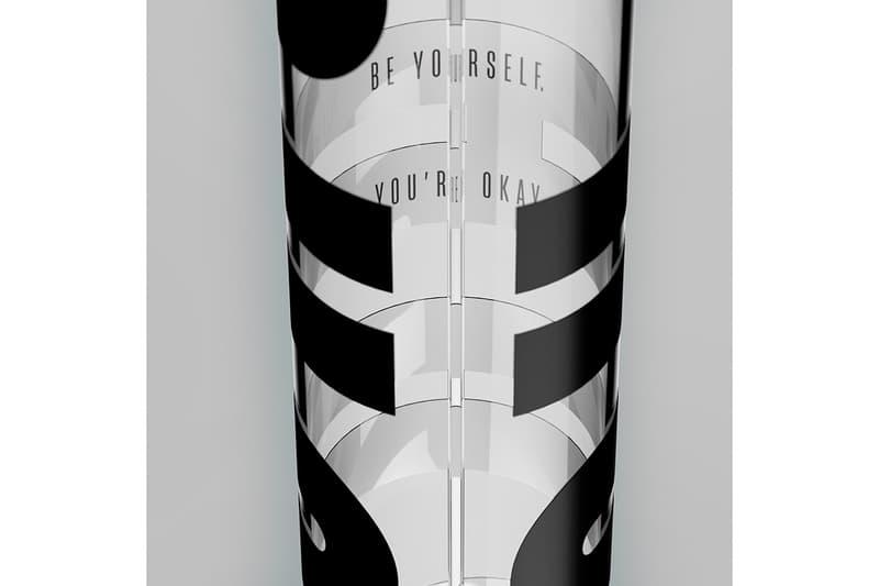 YOHJI YOHJIYAMAMOTO ヨウジヤマモト 香水 フレグランス パフューム Perfume Parfums Clear Bottle Minimalistic