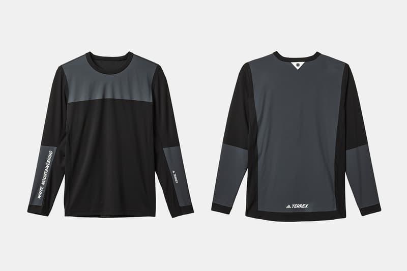 adidas TERREX アディダス テレックス White Mountaineering ホワイトマウンテニアリング コラボ カプセル コレクション
