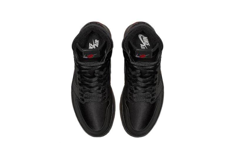 ロックス・ブラウン エアジョーダン1 薔薇 バラ ジョーダン ブランド ナイキ ブラック air jordan 1 rox brown release date 2018 december jordan brand black black