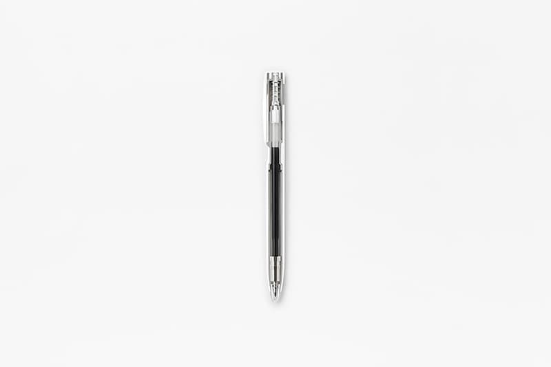 デザインオフィス nendo ネンド  筆記具 ゼブラ ボールペン bLen リリース ペン 筆記具