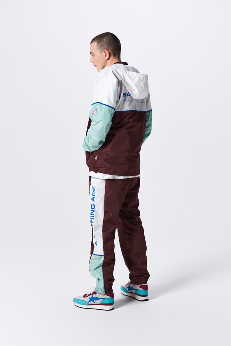 ベイプ エイプ オンライン フーディ アウター Tシャツ サコッシュ キャップ ジャケット BAPE A BATHING APE 2019年春夏コレクション 発売日