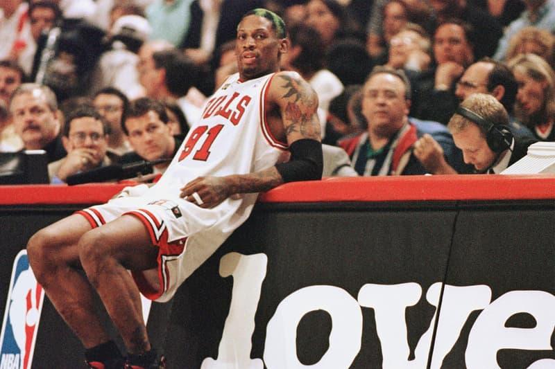 NBA デニス・ロッドマン Dennis Rodman ポスト・マローン Post Malone に渡した謎のクリスマスギフトとは?