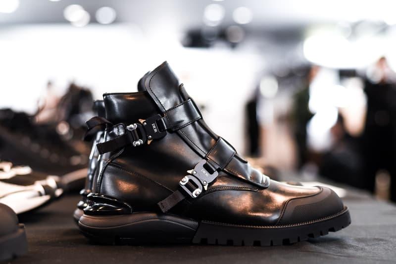 ディオール Dior 2019年プレフォールコレクション 東京 空山基 セクシーロボ コラボレーション ランウェイ 写真