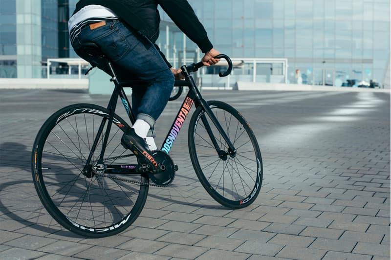 バルセロナ Dosnoventa ドスノベンタ 新作 アルミ フレーム Los Angeles ロサンゼルス バイク ピスト fixed gear フィクスド