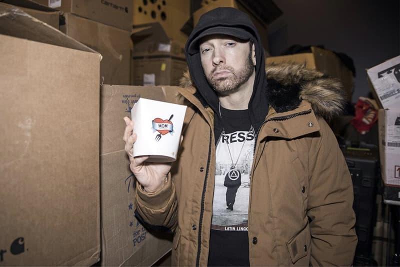 エミネム Eminem が選ぶ歴代ディストラック TOP12