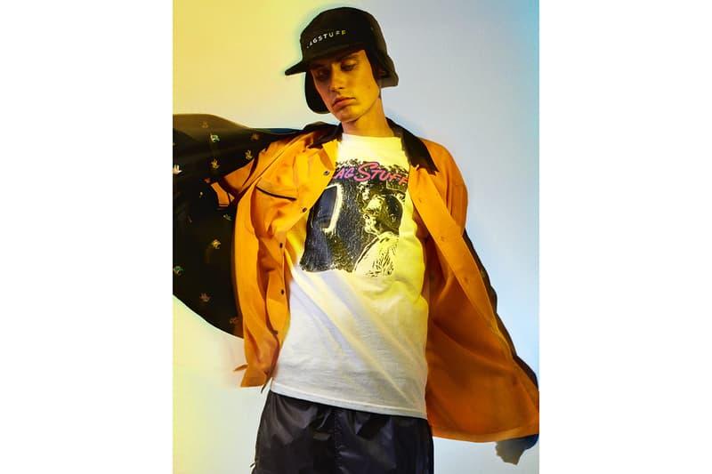 """グッドフッド ルックブック 2018 ワコ マリア ニードルズ フラグスタフ シーイー サスクワッチファブリックス Goodhood """"Neo-Tokyo"""" Fall Winter 2018 Editorial Fashion Clothing Brand Retailer Store Shop Shoreditch London Flagstuff Cav Empt Wacko Maria Needles Sasquatchfabrix"""