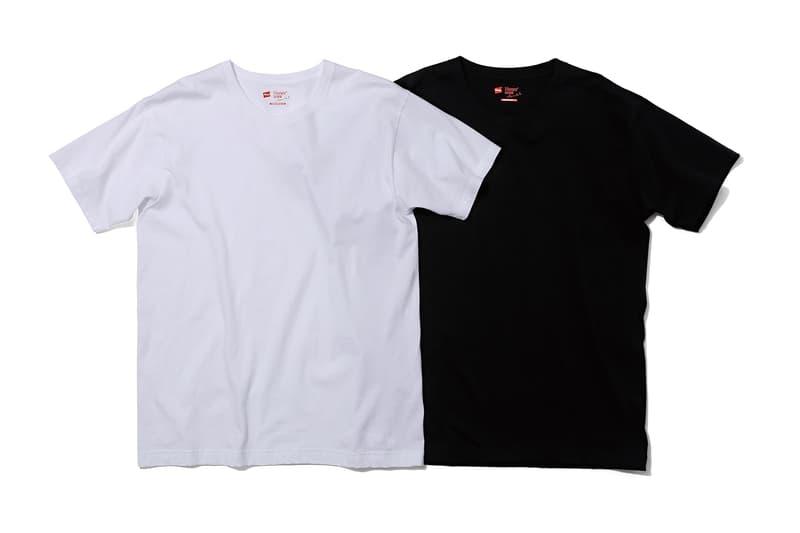 パックT 新定番 Hanes Japan Fit ヘインズ ジャパンフィット 5.3oz リニューアル Tシャツ Tee Tshirt