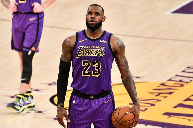 レブロン・ジェームズ NBA LeBron James レイカーズ lakers が相手チームのボールガールに自身のシューズをプレゼントした理由とは?
