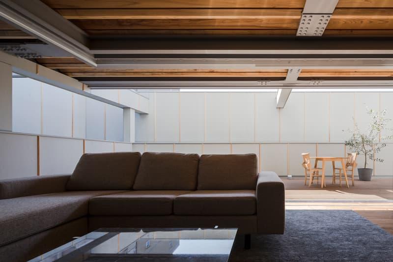安齋好太郎 建築設計事務所 Life Style Koubou 窓の無い低層住宅 福島 life style koubou windowless modern fukushima japan house home architecture