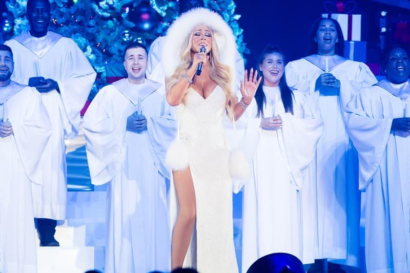 マライア・キャリー Mariah Carey 恋人たちのクリスマス All I Want for Christmas Is You の定番クリスマスソングが Spotify における再生回数の新記録を樹立