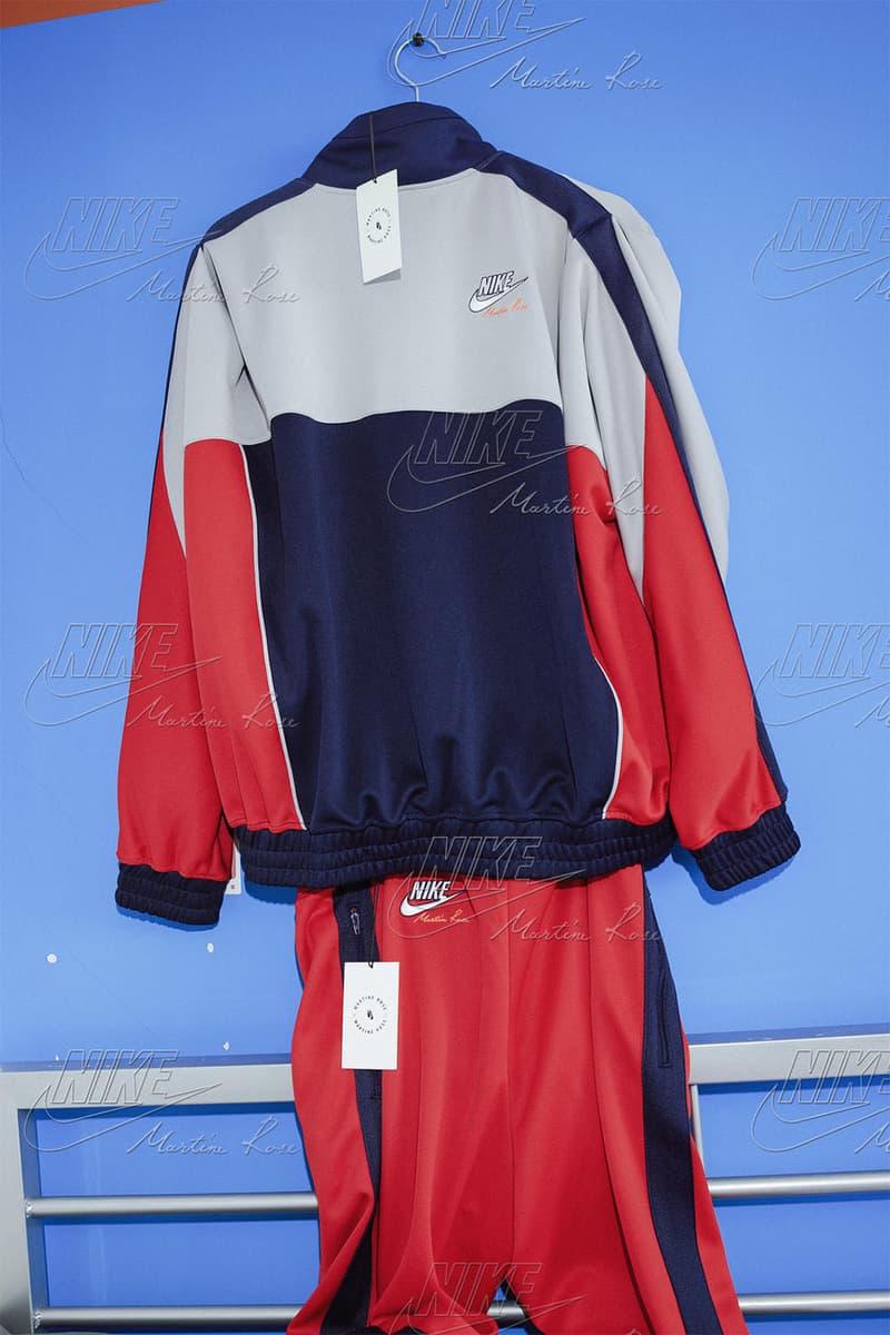 マーティン ローズ ナイキ Martine Rose Nike より独創的なアイデアを駆使したコラボコレクションが登場
