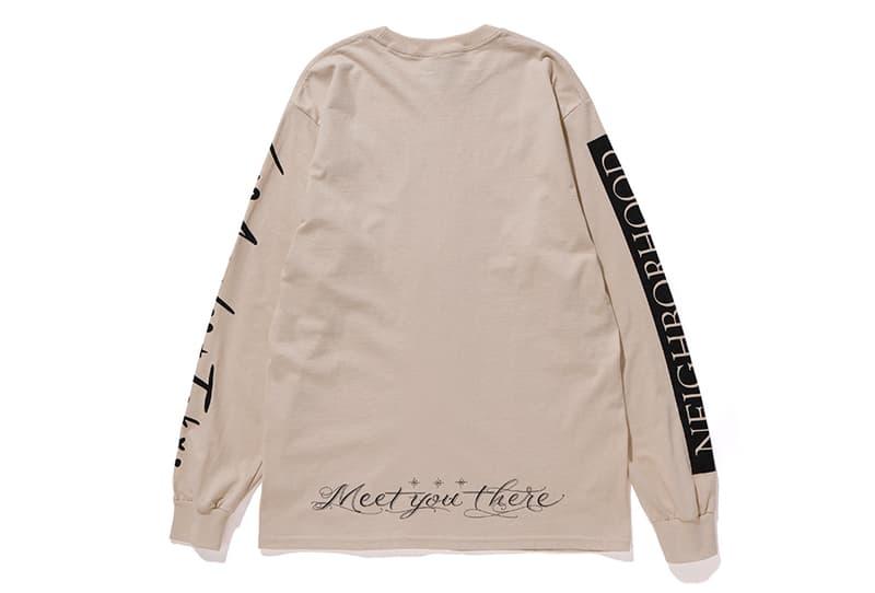 ネイバーフッド ドクター・ウー コラボ オンライン 価格 発売日 インセンスチャンバー Tシャツ Dr. Woo NEIGHBORHOOD