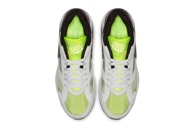 ナイキ エア マックス 180 Nike Air Max 180 に華やかな最新カラーが登場 HYPEBEAST ハイプビースト