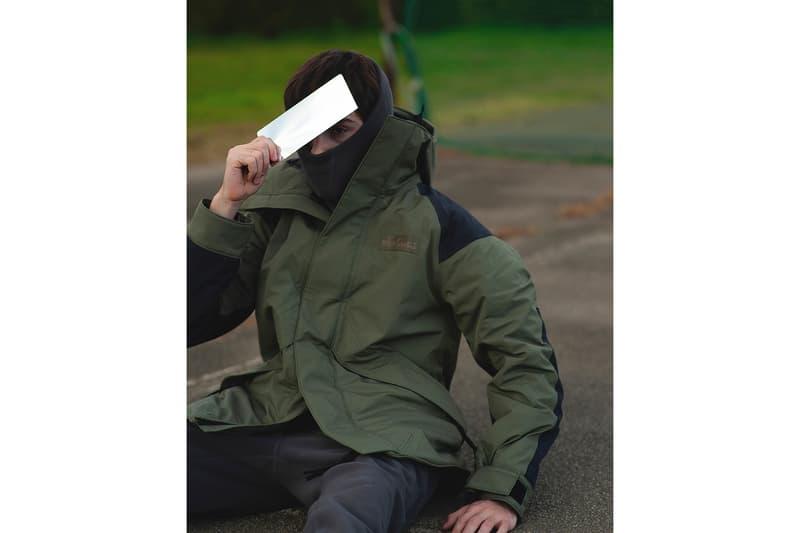 ノンネイティブ ワイルドシングス nonnative WILD THING Denali Jacket デナリジャケット COVERCHORD カバーコード Pirgrim Surf+Supply ピルグリムサーフ+サプライ HYPEBEAST ハイプビースト