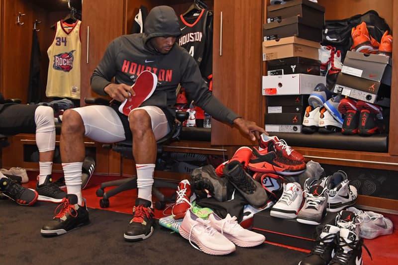 """NBA のスニーカーキング P・J・タッカーが""""最も過小評価されている"""" Nike バッシュトップ5を発表"""