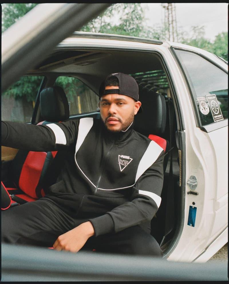 PUMA プーマ ザ ウィークエンド The Weeknd  xo コラボ スニーカー シューズ コレクション アパレル
