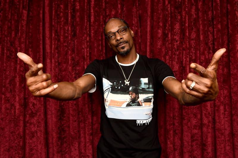 スヌープ・ドッグ カナダ マリファナ 大麻 国籍 移住 ヒップホップ ラップ Snoop Dogg