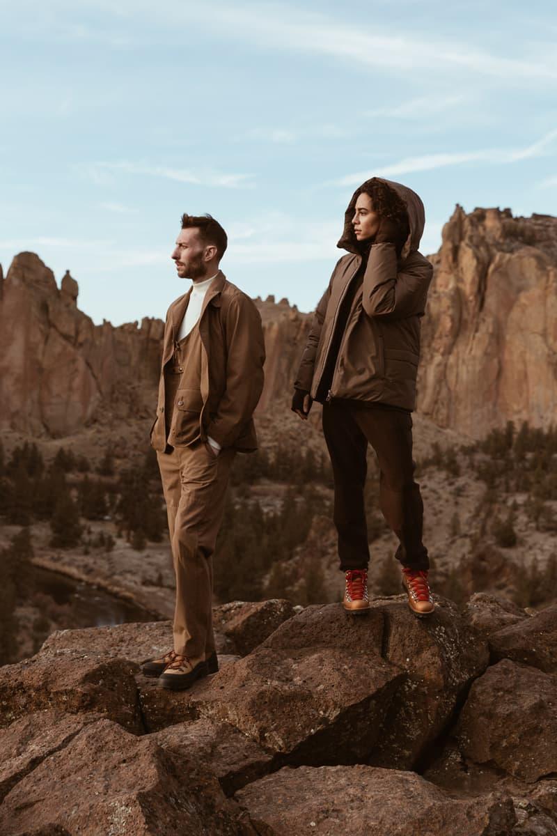 スノーピーク アウトドア キャンプ snow peak fall winter fr series apparel jackets coats style fashion