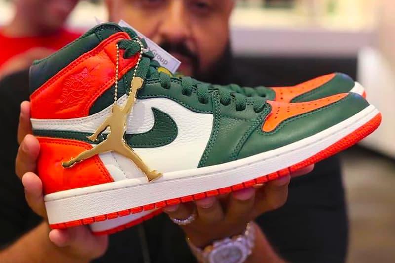 エア ジョーダン 1  Air Jordan 1  DJ Khaled(DJキャレド)暴動を懸念したマイアミ警察が Air Jordan 1 の新作発売を強制キャンセル