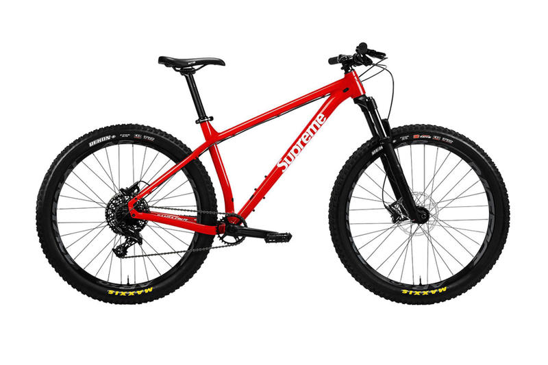 Santa Cruz シュプリーム supreme サンタクルーズ chameleon カメレオン 自転車 マウンテンバイク MTB