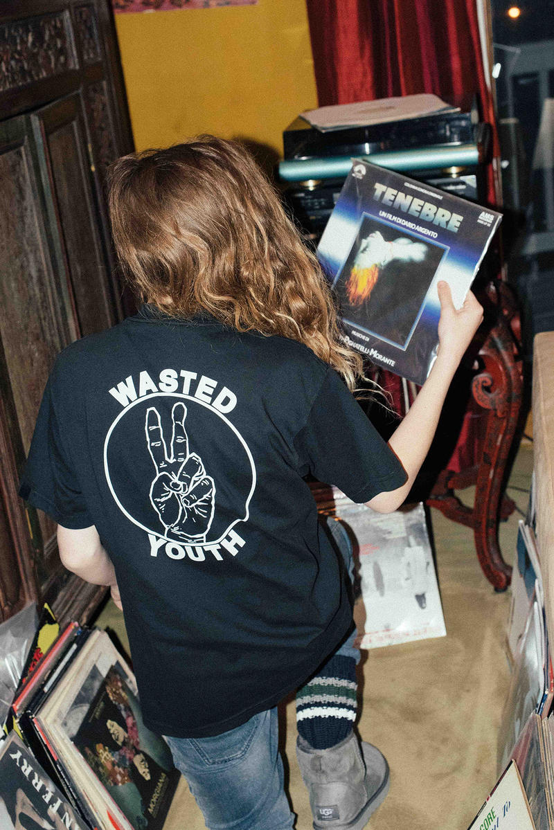 ウェイステッドユース Wasted Youth フーディ Tシャツ パーカー キャップ オンライン VERDY