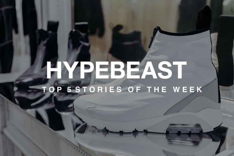 """HYPEBEAST が選ぶ今年を代表するクリエイター100組 """"HB100 2018"""" YOON が語るクリエイティブアスリートに捧げた AMBUSH® x Nike  HYPEBEAST がリコメンドするホリデーギフトセレクション Forever 21 が『ブラック・パンサー』のプロダクトに白人モデルを起用し大炎上に発展 Instagram 上でのスポンサー投稿を捏造する なんちゃってインフルエンサーが急増? HYPEBEAST ハイプビースト"""