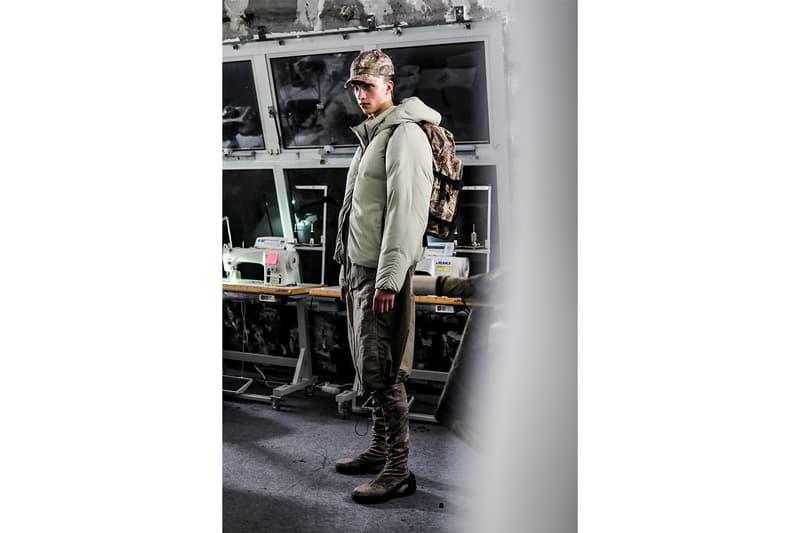 アリクス マシュー・ウィリアムス Matthew M. Williams が手がける 1017 ALYX 9SM 2019年秋冬コレクションのバックステージに潜入