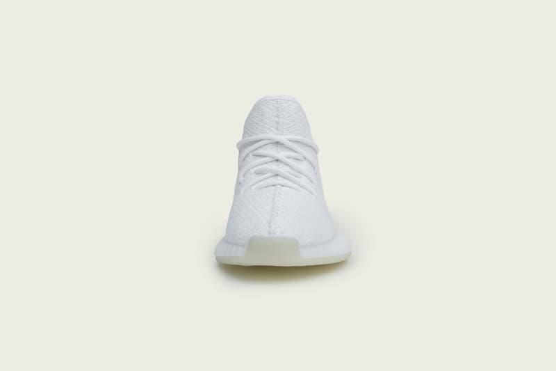 "YEEZY BOOST 350 V2 ""Triple White"" kanye west adidas カニエ・ウェスト アディダス イージー ブースト  スニーカー オールホワイト"
