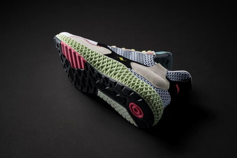アディダス アディダスオリジナルス adidas originals スニーカー 4D 3D シューズ ランニング ZX 4000 4D