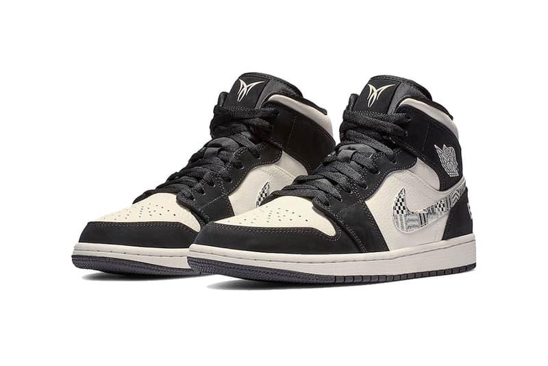 """ナイキ エア ジョーダン 黒人歴史月間をテーマにした Air Jordan 1 Mid """"Equality"""" が登場"""