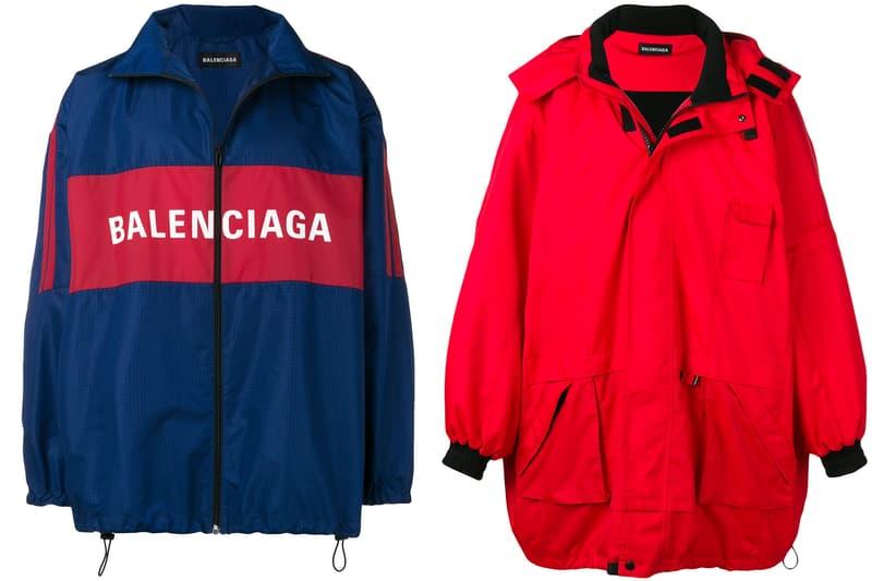 バレンシアガ ファーフェッチ Balenciaga が『Farfetch』限定となるカプセルコレクションを発表