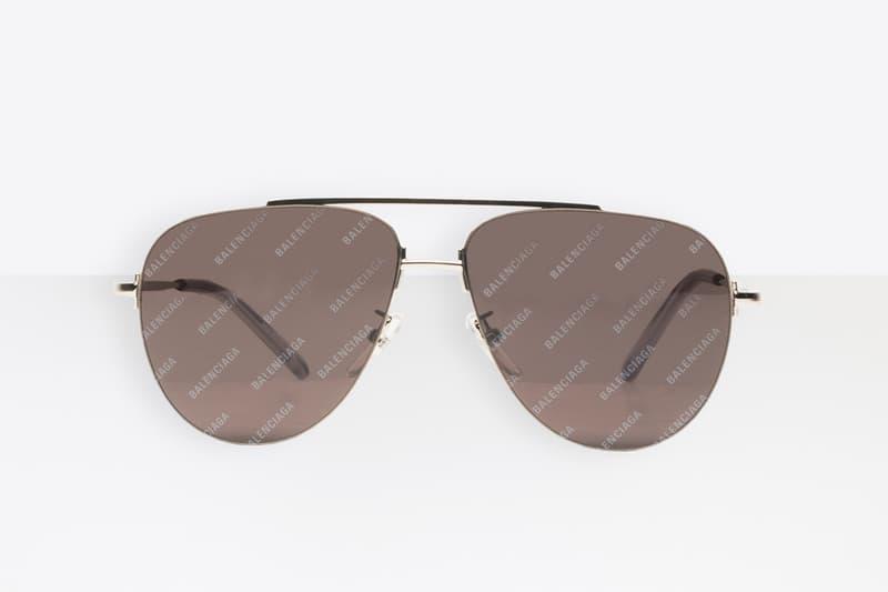 バレンシアガ Balenciaga が ケリング Kering Eyewear とタッグを組み初となるアイウェアコレクションを発表