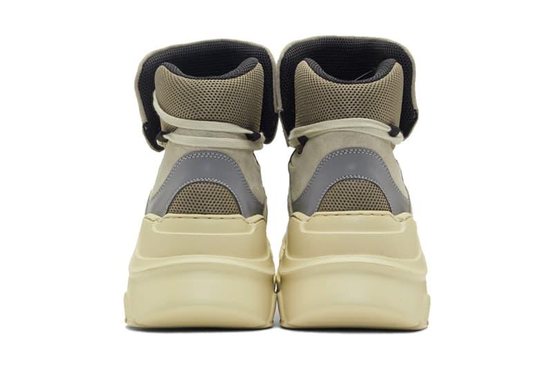 バルマン Joan スニーカー チャンキースニーカー ハイトップスニーカー Balmain Joan Sneakers Release Info Date Beige Chunky Boot