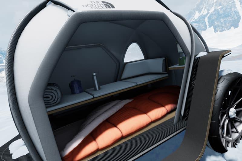 ザ・ノース・フェイス テント BMW ジオドーム The North Face BMW Designworks キャンプ アウトドア用品 旅行