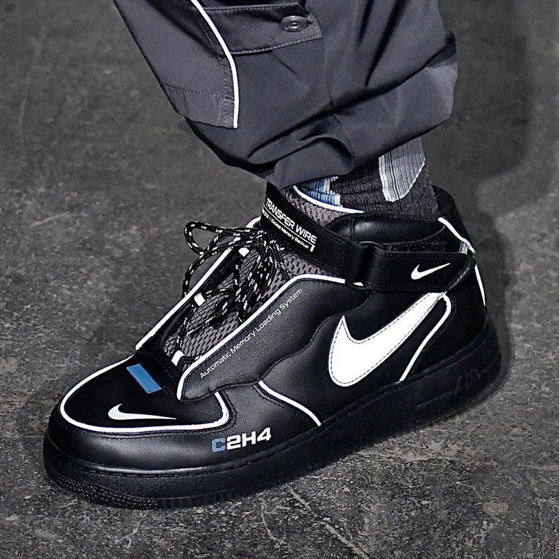 C2H4 エアフォース 1 ナイキ コラボ Nike Air Force 1