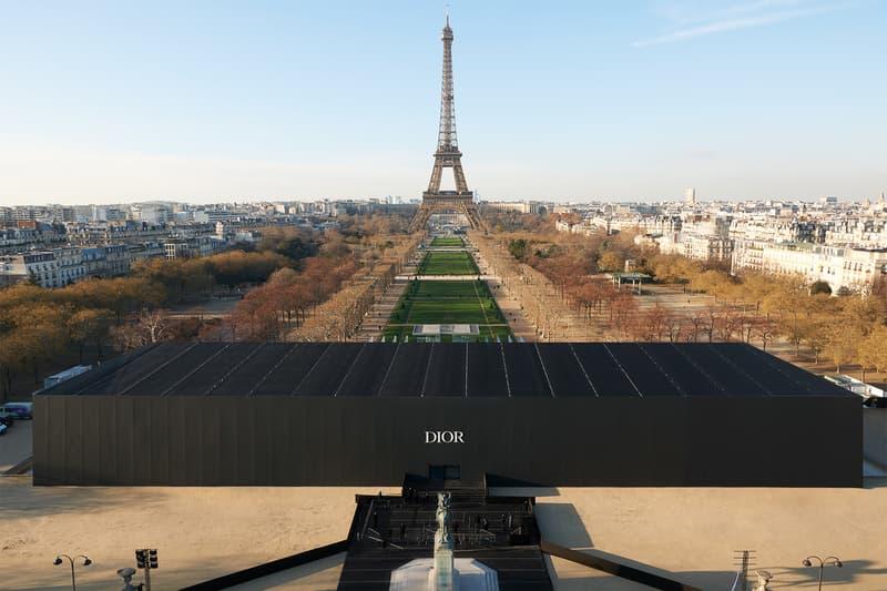 ディオール DIOR 2019年 ウィンターコレクション パリ