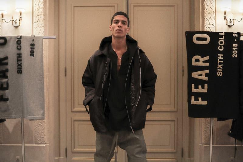 フィア オブ ゴッド パリファッションウィーク期間の Fear of God ショールームに潜入