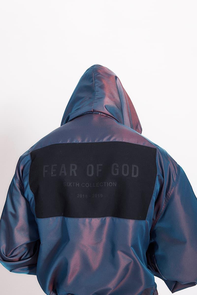 """フィア オブ ゴッド Fear of God が""""Sixth Collection"""" 2019年秋デリバリーの最新ルックブックを公開"""