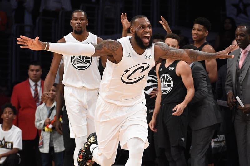 NBA オールスターファン投票2019 all star の第1回途中経過発表は期待を裏切る結果に?