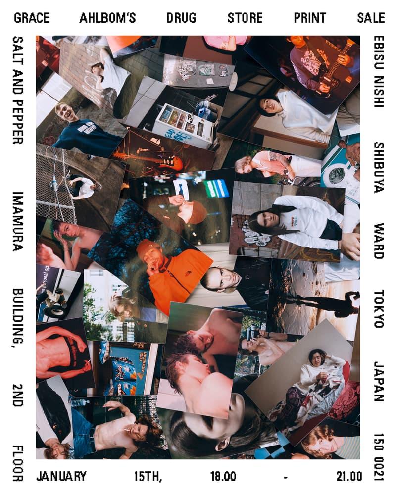 グレイス・アルホム Supreme 写真 フォトグラファー シュプリーム Call Me 917 アレックス オルソン SALT AND PEPPER VAINL ARCHIVE ヴァイナル アーカイブ ベアトリス・ドモンド Beatrice Domond Ryan McGinley ライアン・マッギンレー