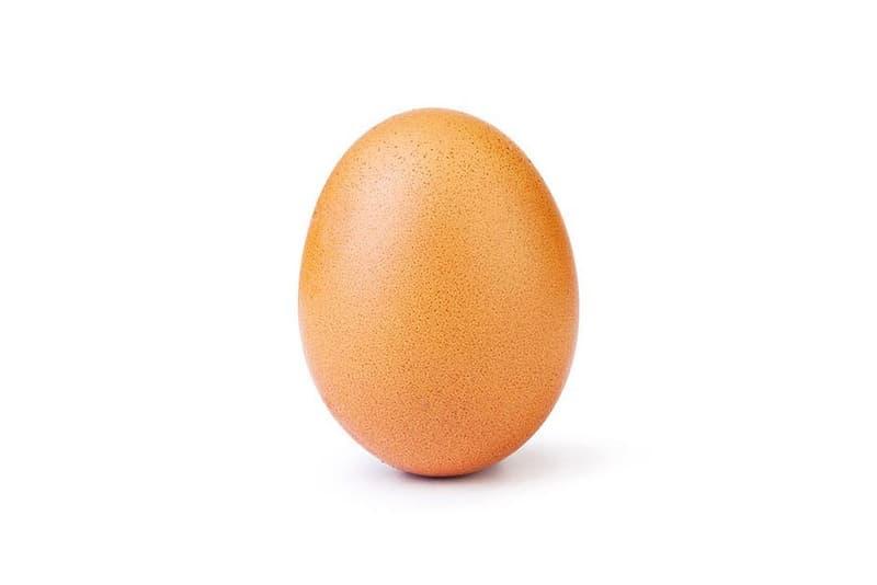 """歴代最多のInstagram""""いいね!""""数 Instagram Most Liked Post Egg Kylie Jenner World Record Likes Comments Follows 25 million"""
